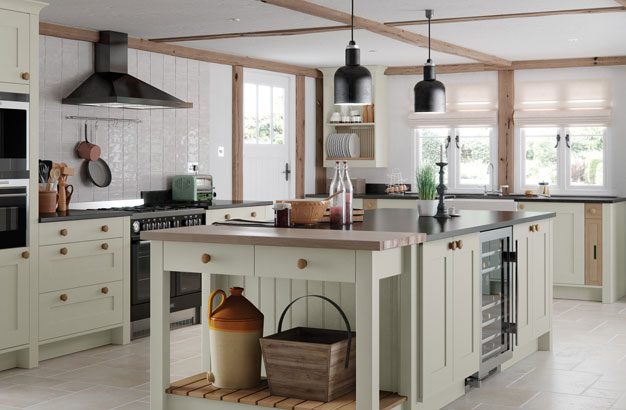 Ar Constructions Provide Best Kitchen Interior Design